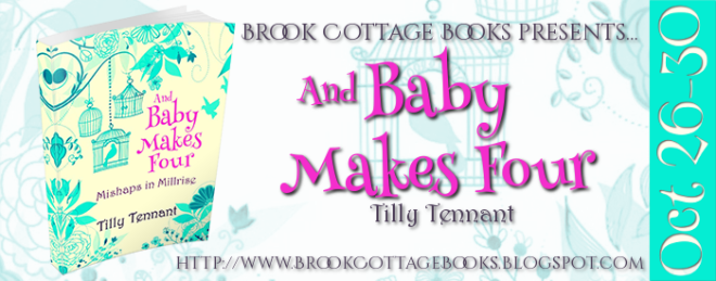 And Baby Makes Four - Tour Banner