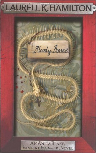 Review: Bloody Bones by Laurell K.Hamilton