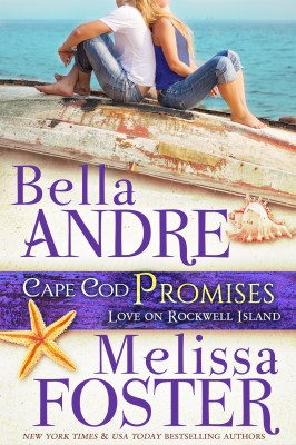Blog Tour: Review: Cape Cod Promises by Melissa Foster and Bella Andre