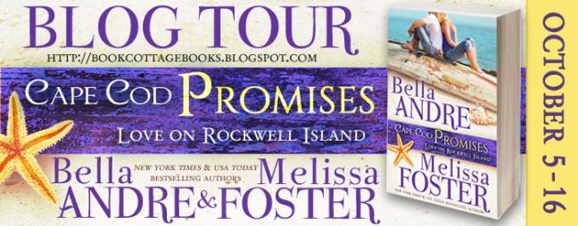Cape Cod Promises - Tour Banner