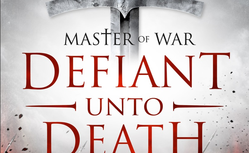 Blog Tour: Guest Post: David Gilman on Author Habits for the Defiant Unto Death Tour