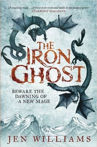 The Iron Ghost - Jen Williams