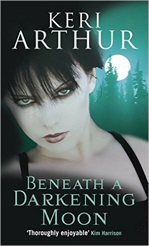 Review: Beneath A Darkening Moon by KeriArthur