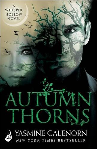 Review: Autumn Thorns by YasmineGalenorn