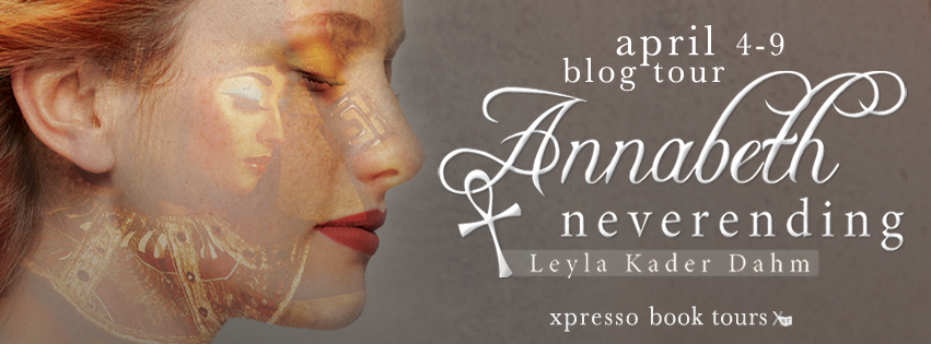 Annabeth Neverending - Tour Banner