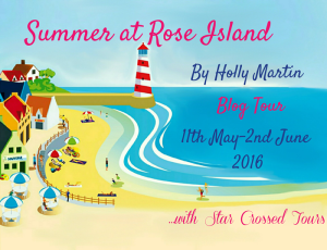 Summer at Rose Island - Tour Banner