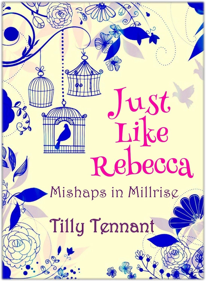 Blog Tour: Review: Just Like Rebecca by Tilly Tennant