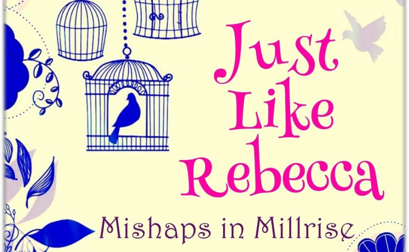 Blog Tour: Review: Just Like Rebecca by TillyTennant