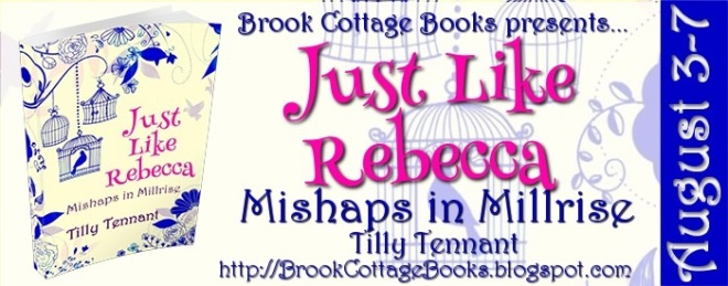 Just Like Rebecca - Tour Banner