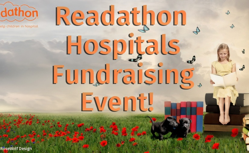 Today!! Readathon Hospitals Fundraising Challenge