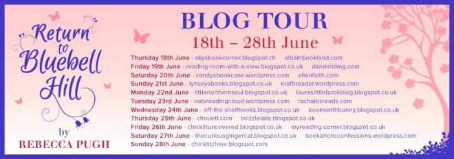 Return to Bluebell Hill - Tour Banner