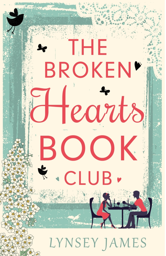 The Broken Hearts Book Club - Lynsey James