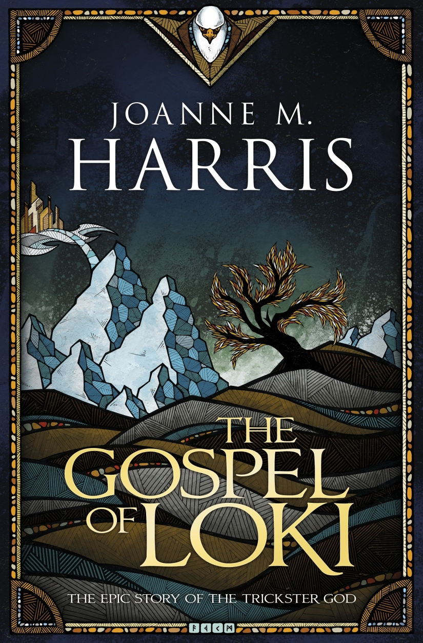 Book Review: The Gospel of Loki by Joanne M. Harris