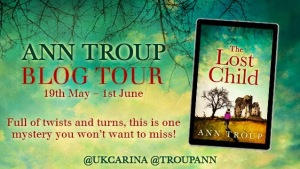 The Lost Child - Tour Banner