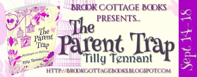The Parent Trap - Tour Banner