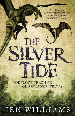 The Silver Tide - Jen Williams