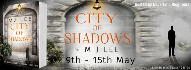 City of Shadows - Tour Banner