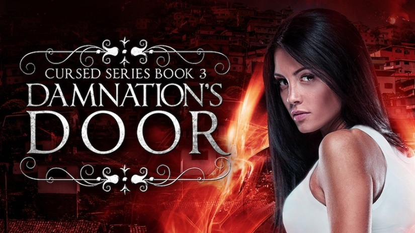 Cover Reveal & Excerpt: Damnation's Door by AmyBraun