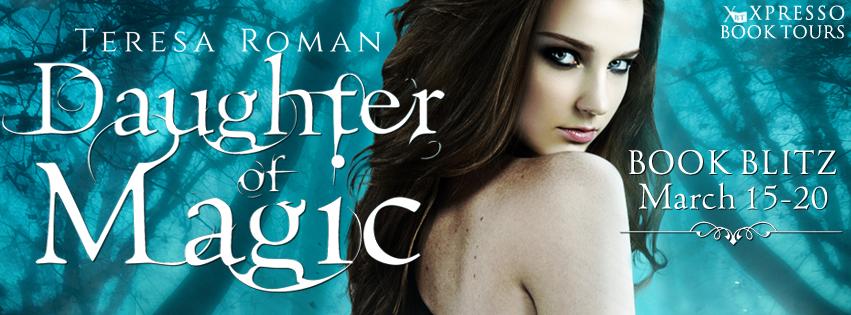 Daughter of Magic - Blitz Banner