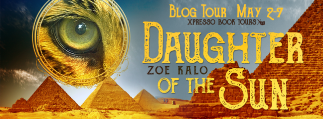 Daughter of the Sun - Tour Banner