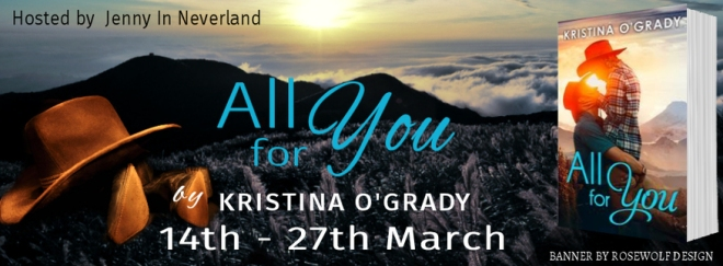 All For You Blog Tour Banner