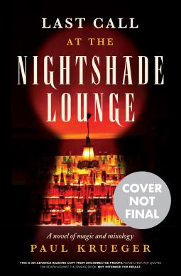 Last Call at the Nightshade Lounge - Paul Krueger