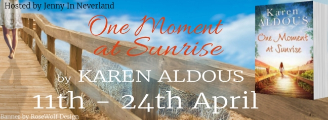 One Moment at Sunrise - Tour Banner