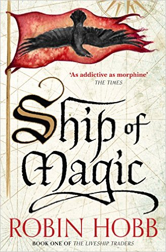 #Review Ship of Magic by Robin Hobb @robinhobb @HarperVoyagerUK