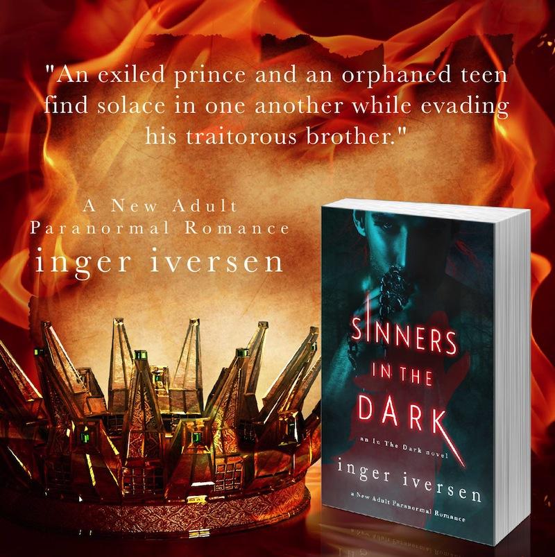 Sinners in the Dark - Social Banner