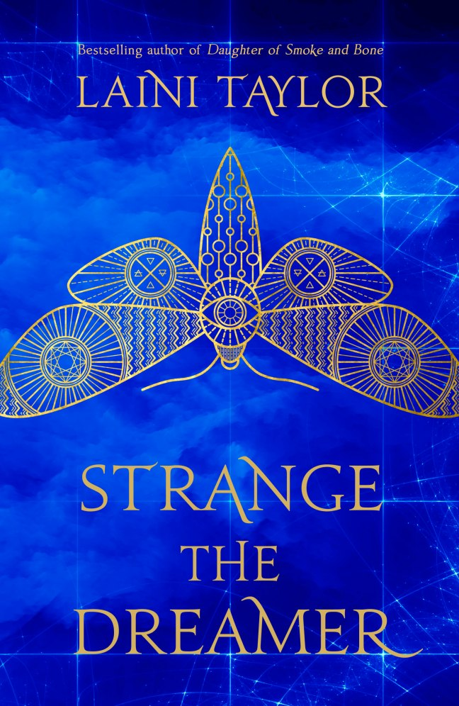 Strange the Dreamer - UK Cover Reveal