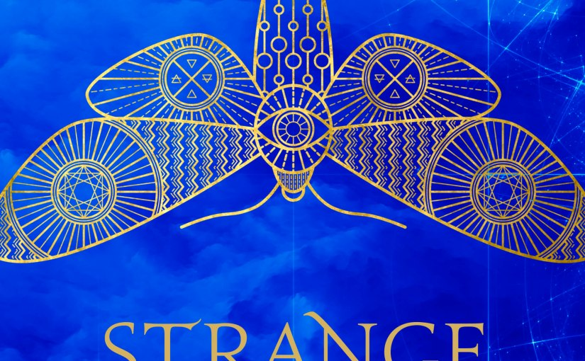 #Review: Strange the Dreamer by Laini Taylor @lainitaylor @HodderBooks