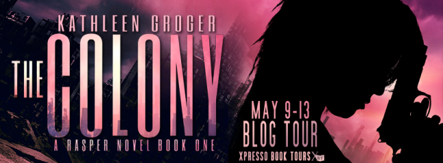 The Colony - Tour Banner