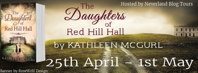The Daughters of Red Hill Hall - Tour Banner