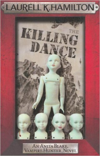 Review: The Killing Dance by Laurell K.Hamilton