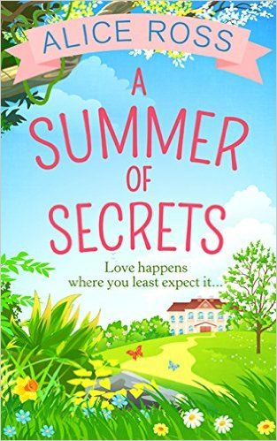 Blog Tour: Review: A Summer of Secrets by Alice Ross
