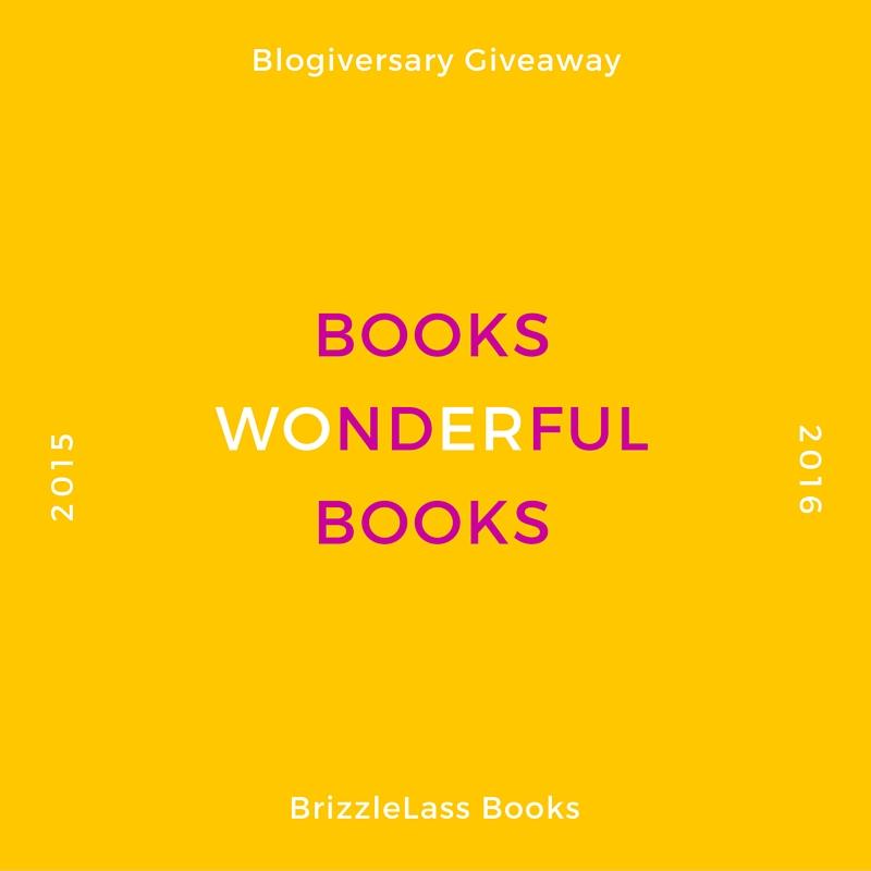 Blogiversary - Books