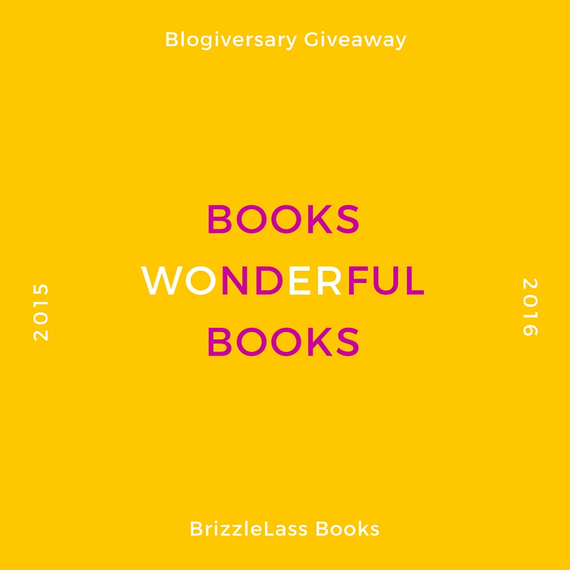 Blogiversary - Books