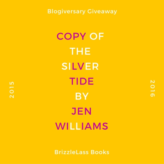 Blogiversary - The Silver Tide