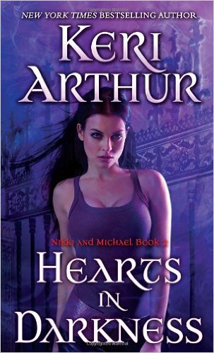 Review: Hearts in Darkness by Keri Arthur