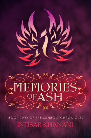 Blog Tour: Review: Memories of Ash by IntisarKhanani