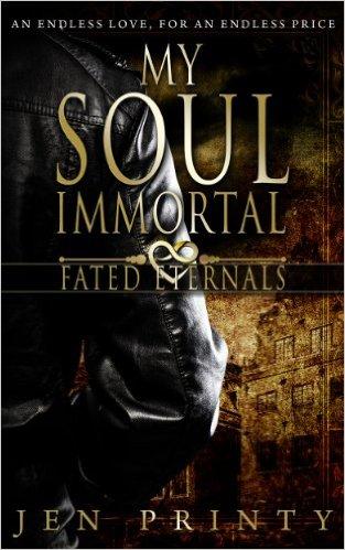 Review: My Soul Immortal by JenPrinty