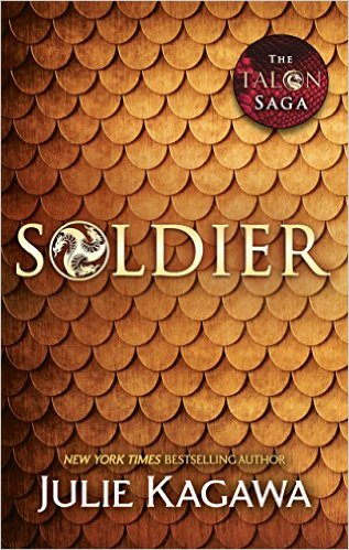 Blog Tour: Review & Guest Post: Soldier by JulieKagawa