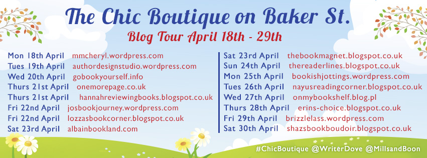 The Chic Boutique on Baker St - Tour Banner