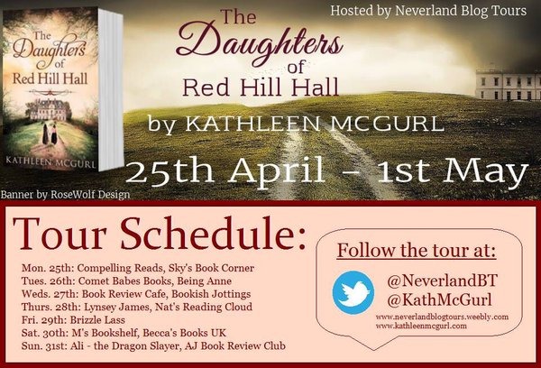 The Daughters of Red Hill Hall - Tour Stops