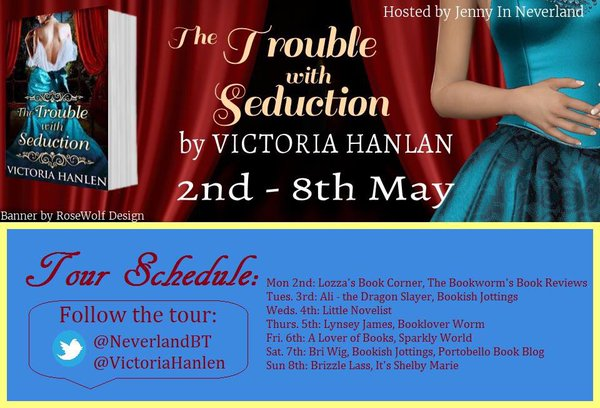 The Trouble with Seduction - Tour Schedule
