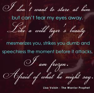 The Warrior Prophet - Promo Banner