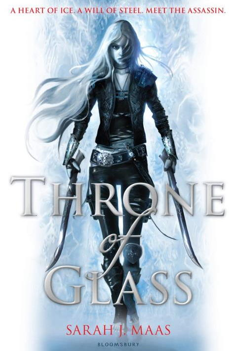 Throne of Glass - Sarah J Maas