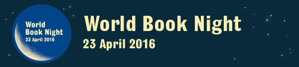 World Book Night Banner