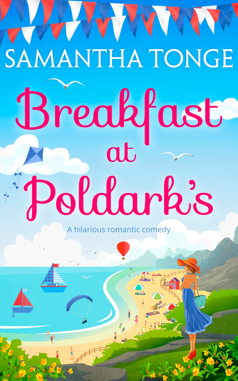 Breakfast at Poldark's - Samantha Tonge
