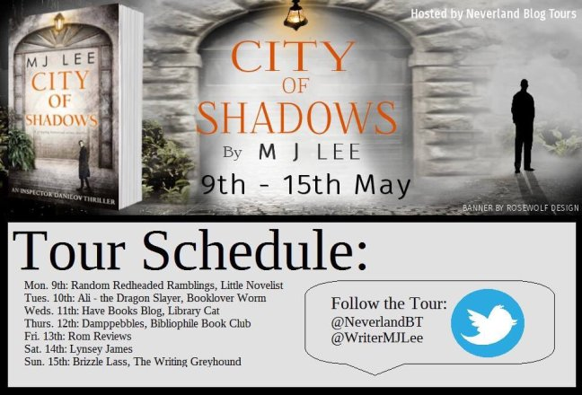 City of Shadows - Tour Schedule